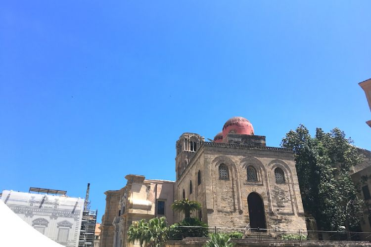 Chiesa Martorana Palermo Unesco
